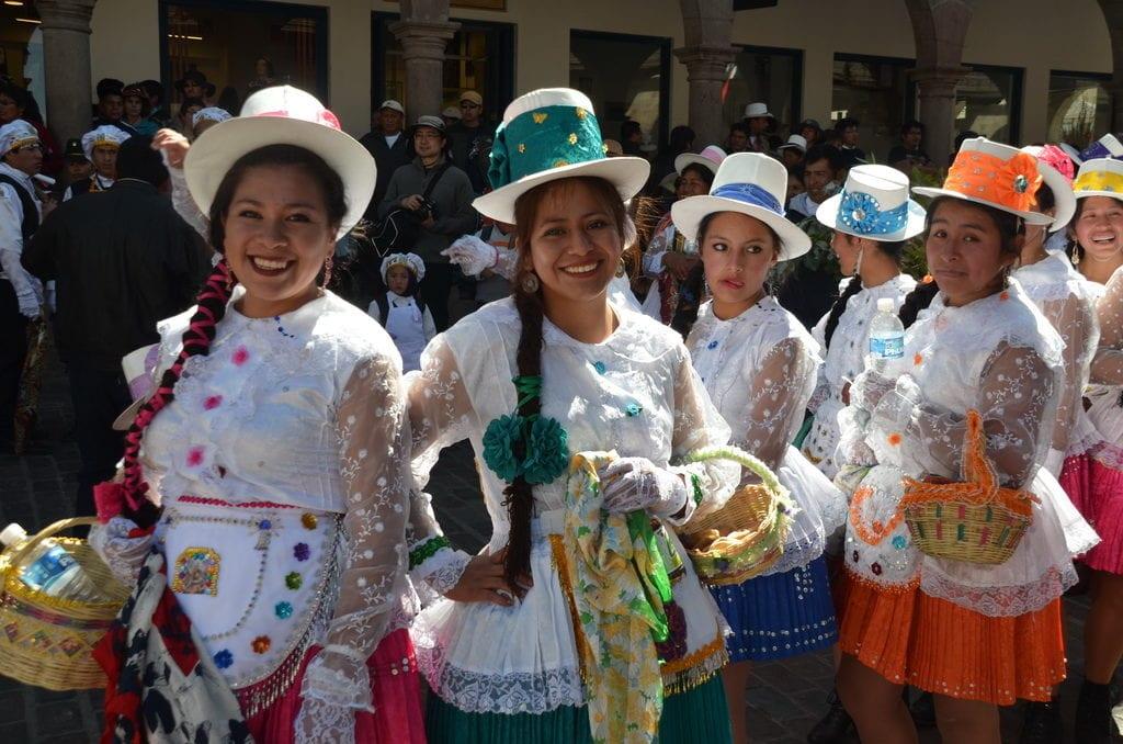 Peruánci jsou velmi milí lidé. V zemi jsme se cítili bezpečně
