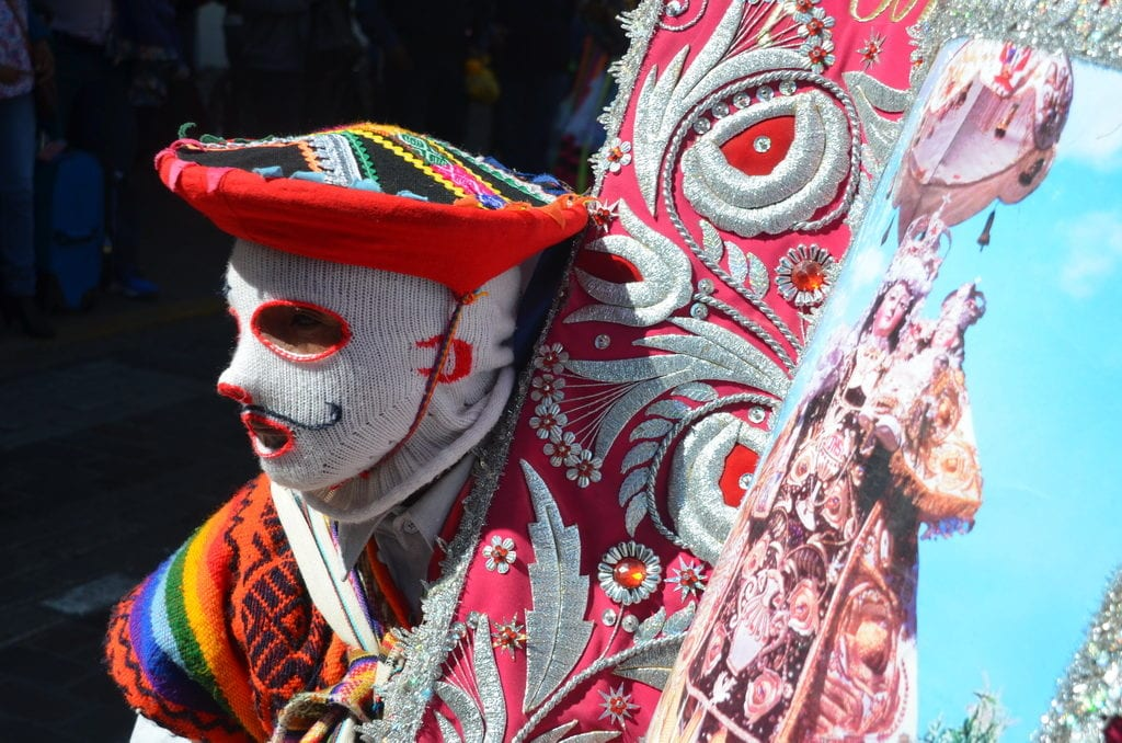 V Peru se stále něco slaví a hlavně v Cuzcu