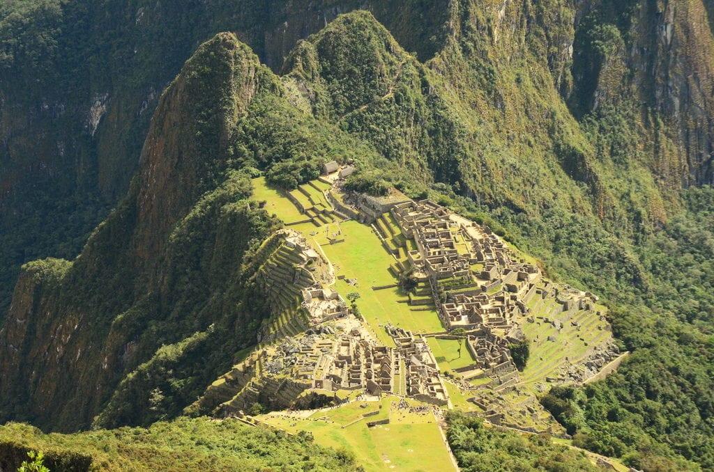 Machu Picchu má jedinečnou atmosféru