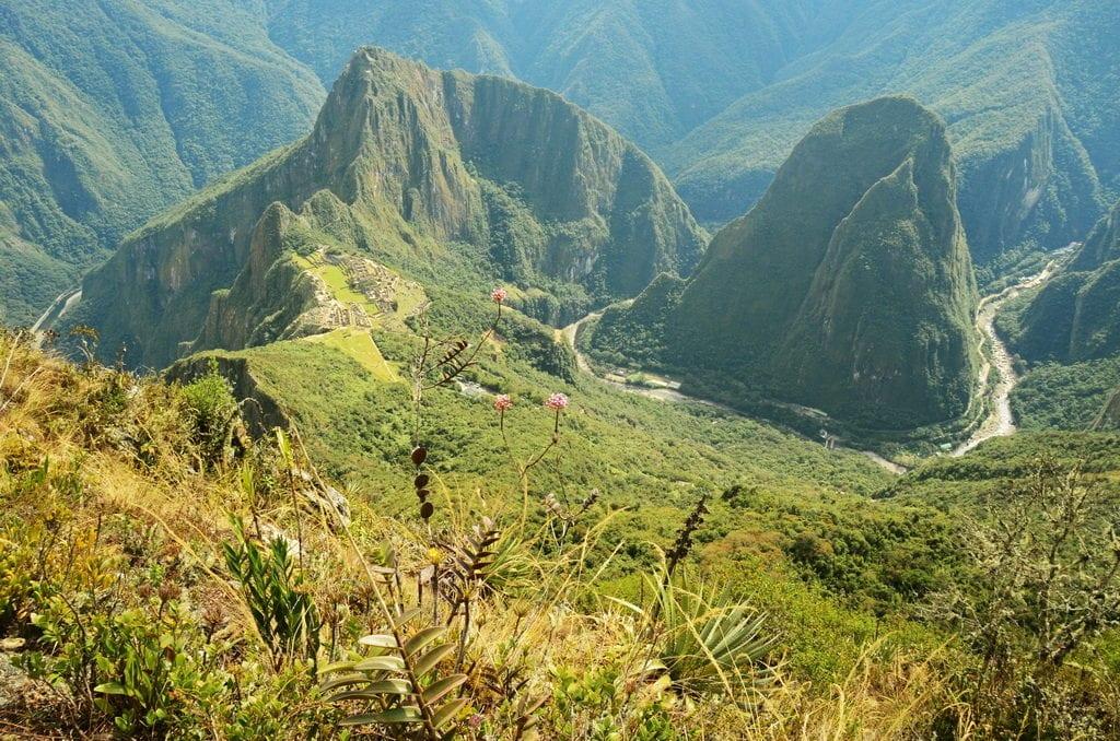 Slavné Machu Picchu