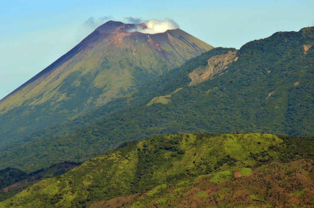 Krásná příroda v tropické Nakarague