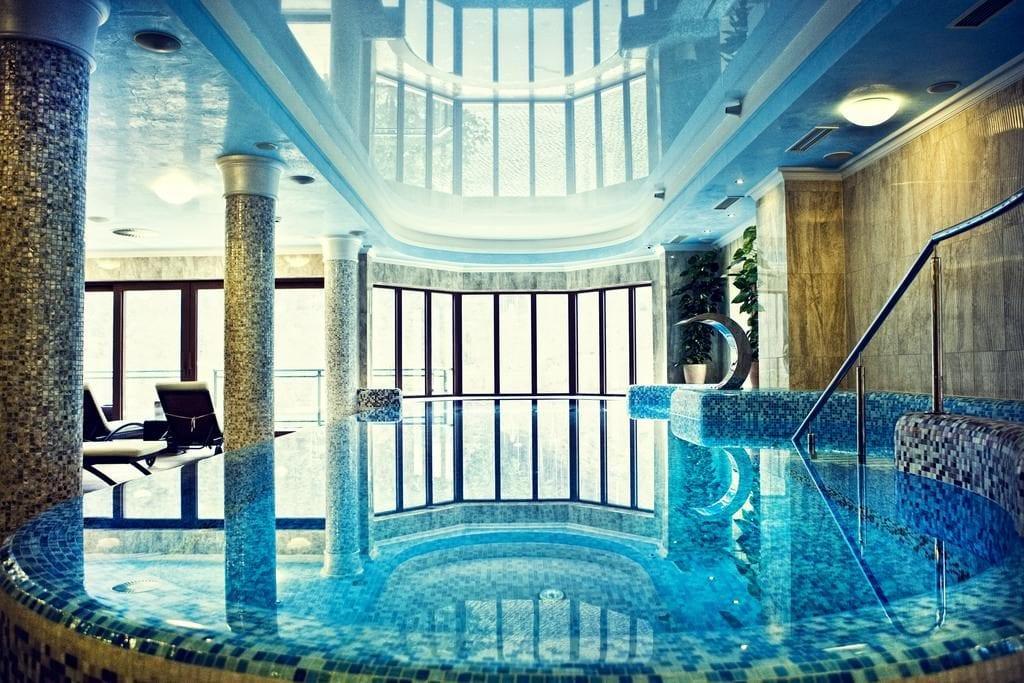 Wellness centrum hotelu Retro Riverside