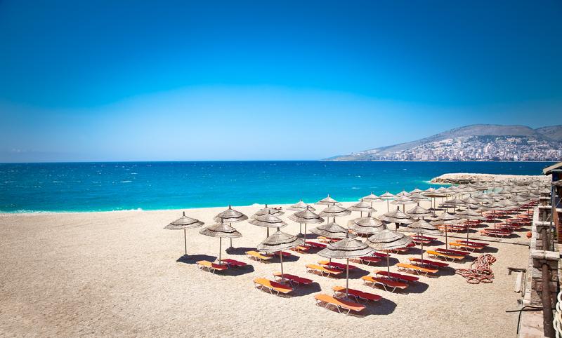 Albánie má podobně jako Řecko nádherné pláže