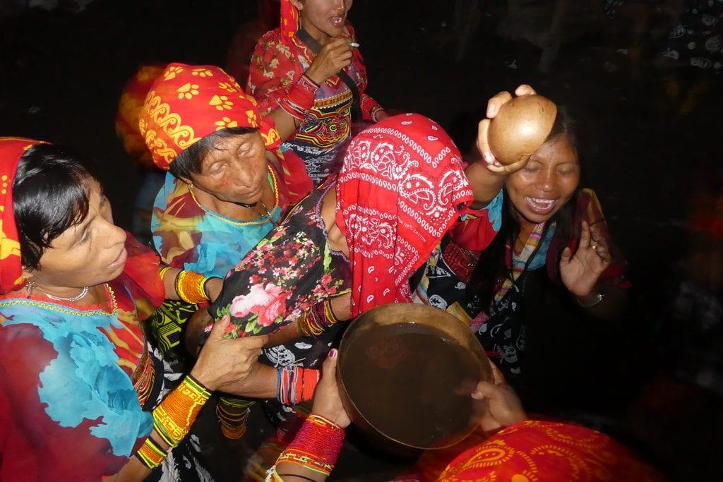 Panama a mohutná oslava první menstruace vesnické dívky
