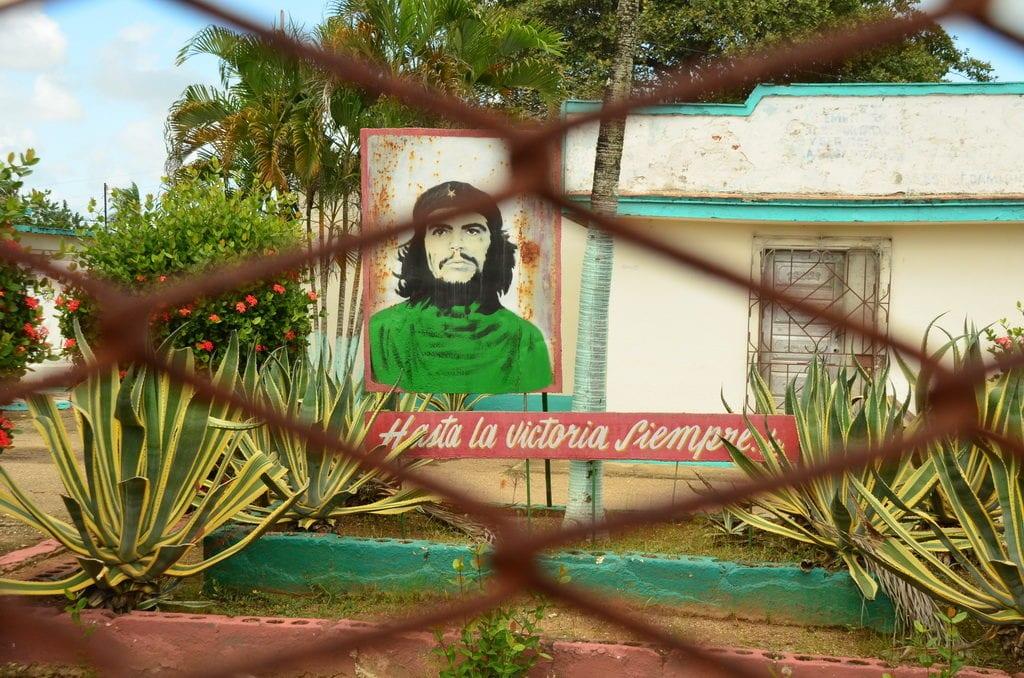 Vítězství navždy! Kuba a propaganda režimu