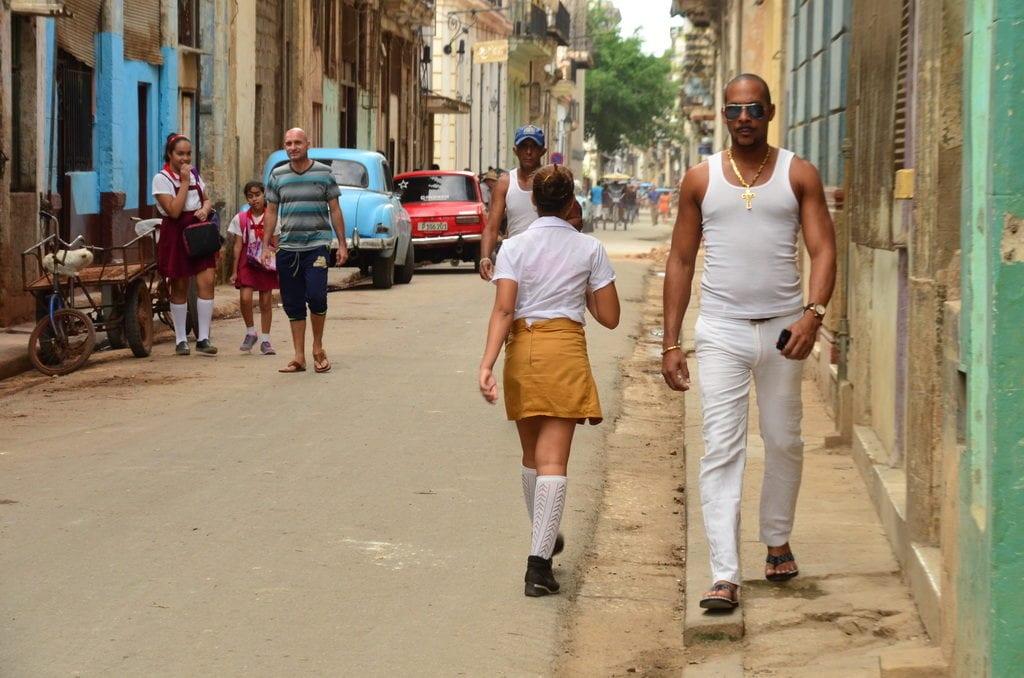 Kubánci jsou velmi milí lidé