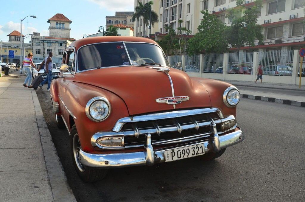 Havana má své jedinečné kouzlo