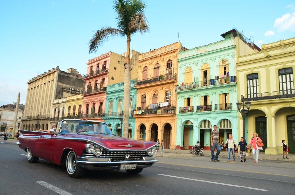 Vítej na Kubě, kde ožívají staré časy