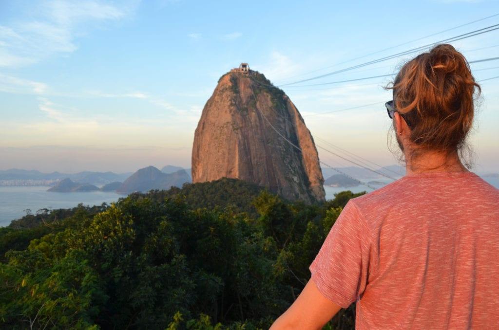 Konečně poprvé v Riu