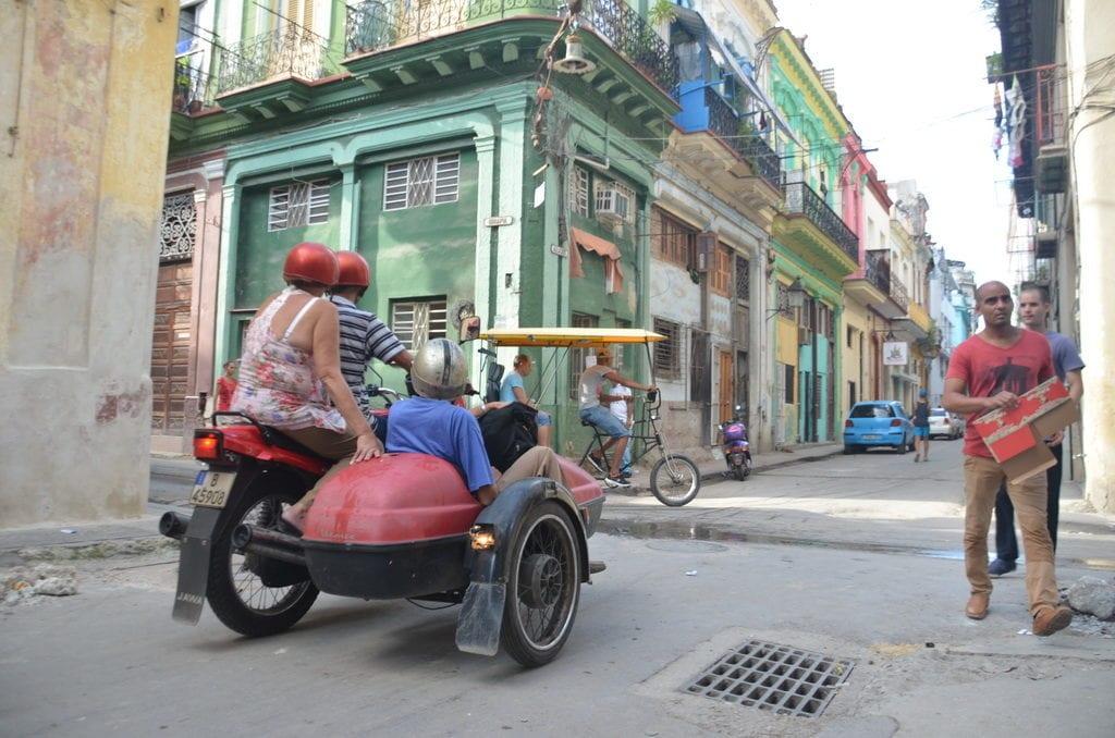 V ulicích potkáš nejrůznější vozítka