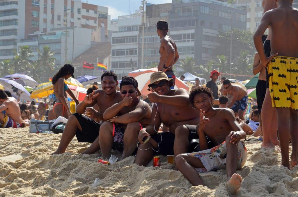 Brazilci jsou velmi zábavní