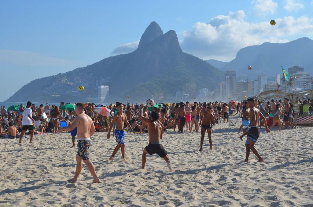 Rio a fotbal jsou dvě neodlučitelné věci!