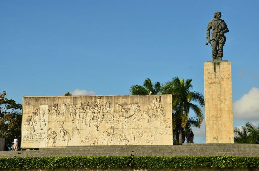 Mauzoleum jednoho z hlavních strůjců revoluce