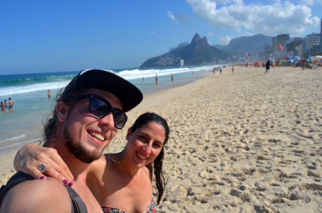 V červnu je v Riu zimna, krásných 28 stupňů.