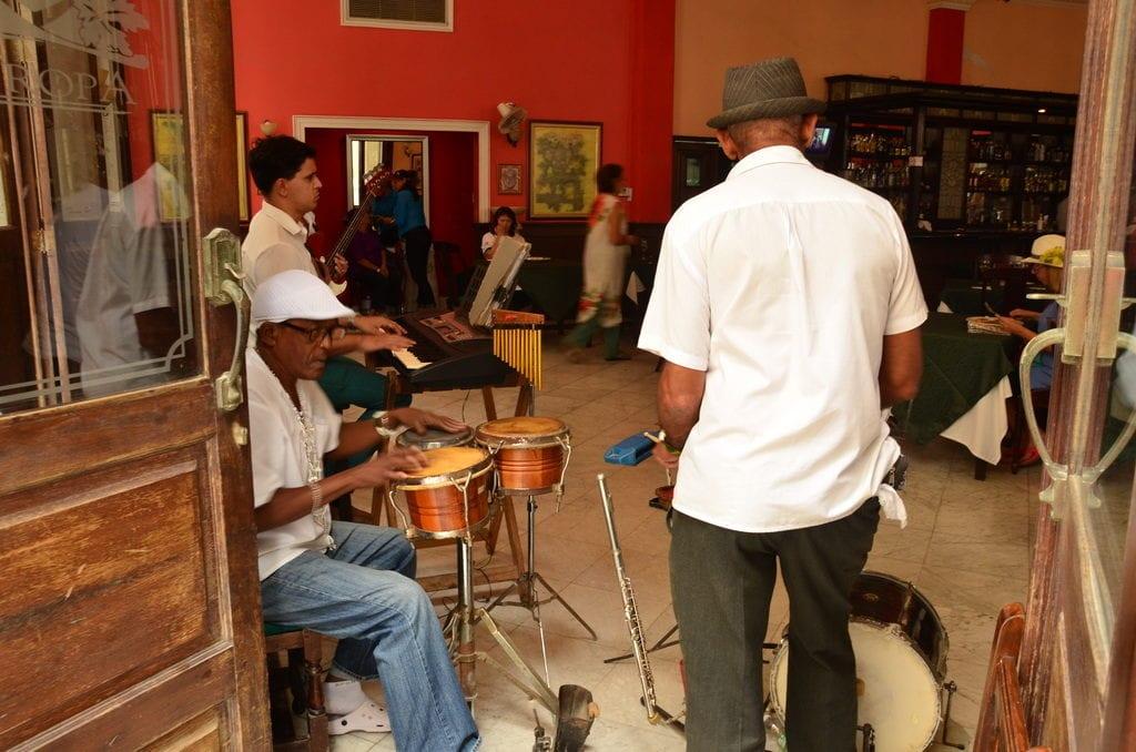 Všichni Kubánci jsou muzikanti