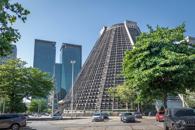 Rio de Janeiro Metropolitan Cathedral je unikátní stavba