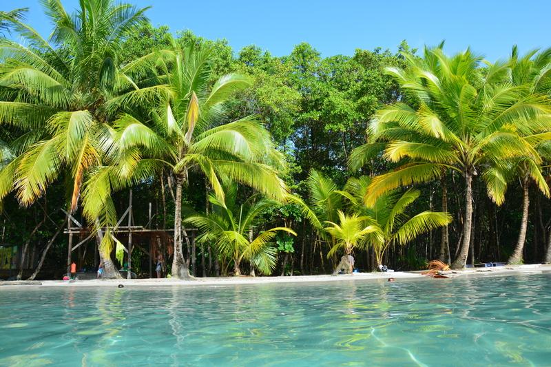 Bocas del Toro je další skvostné místo