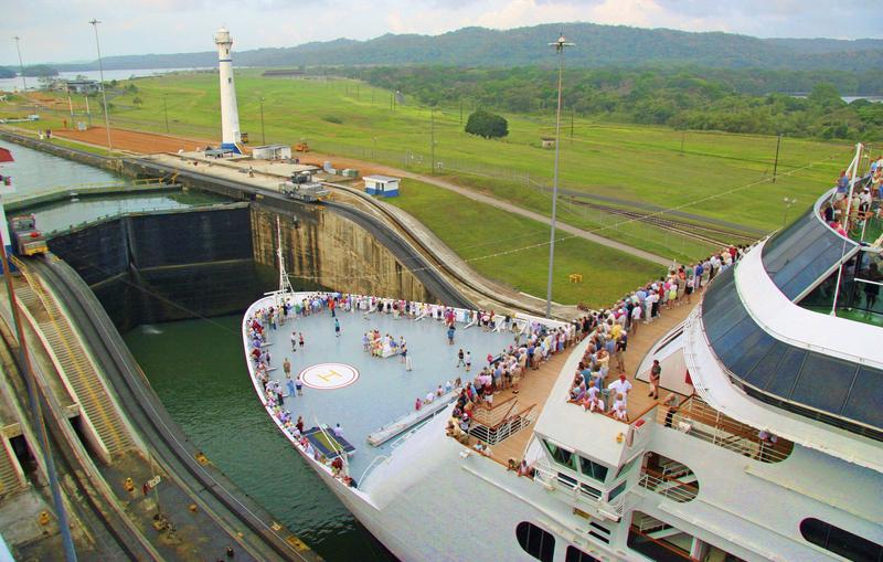 Panama a slavný Panamský průplav