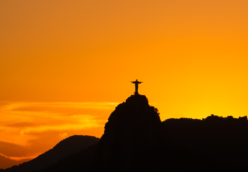 Noční Rio není příliš bezpečné