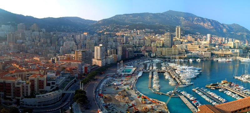 Udělej si výlet z Francie do Monaka!