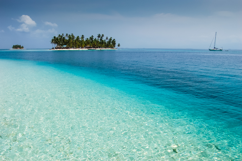 Panama a karibský ráj!