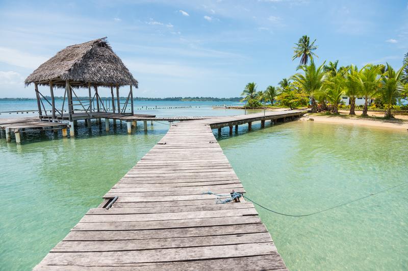 Panama je velmi příjemným místem bez turistických davů