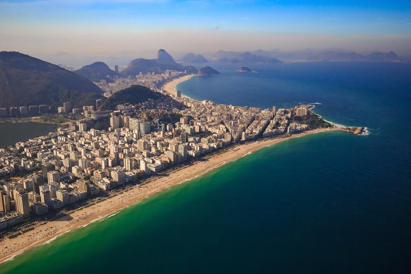 Říkali jsme si, proč jsme nejeli do Ria dříve!