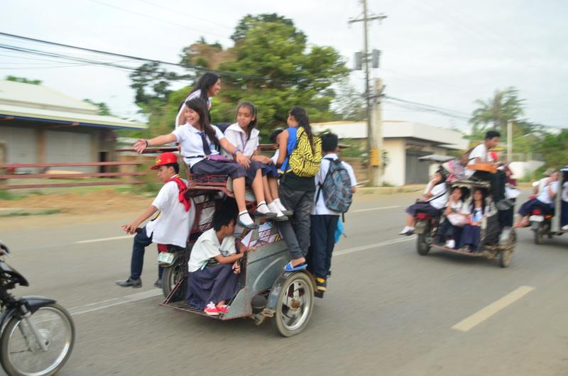 Žáci jedou ze školy