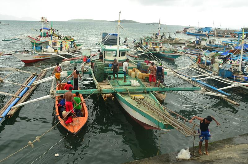 Filipíny jsou národem na ostrovech