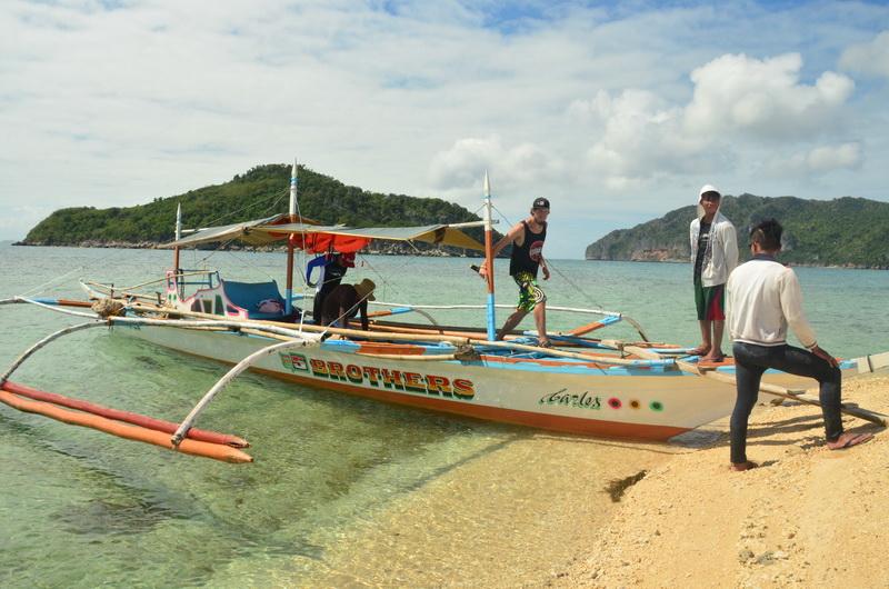 Mezi Severním a Jižním ostrovem se dopravíš snadno na této loďce