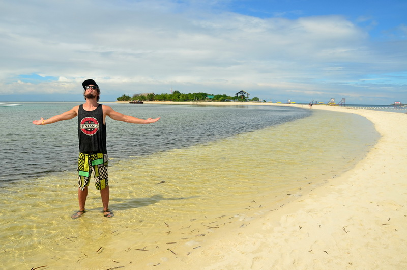 V období sucha si nejvíce užiješ krásné filipínské pláže