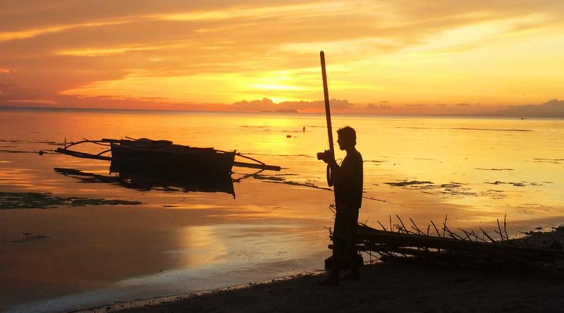 Západy slunce na Filipínách jsou úchvatné