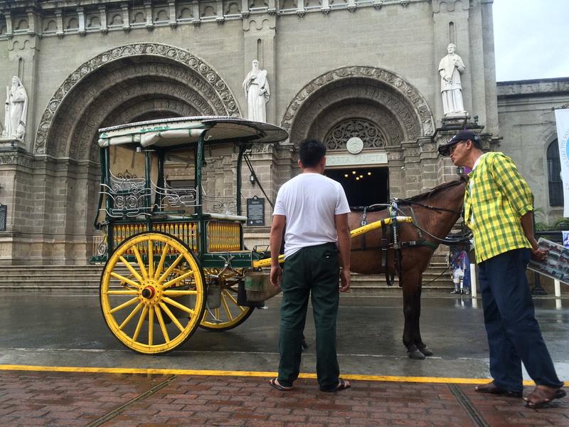 Hlavní město Manila