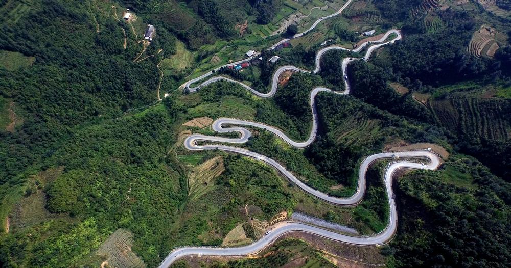 Vietnam je proslulý podobnými cestami
