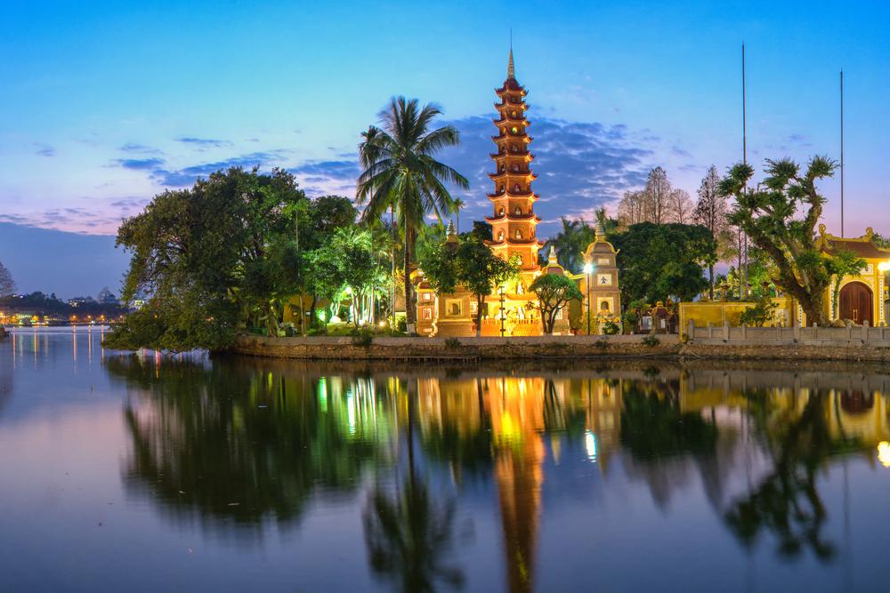 Vítej v Hanoji, hlavním městě
