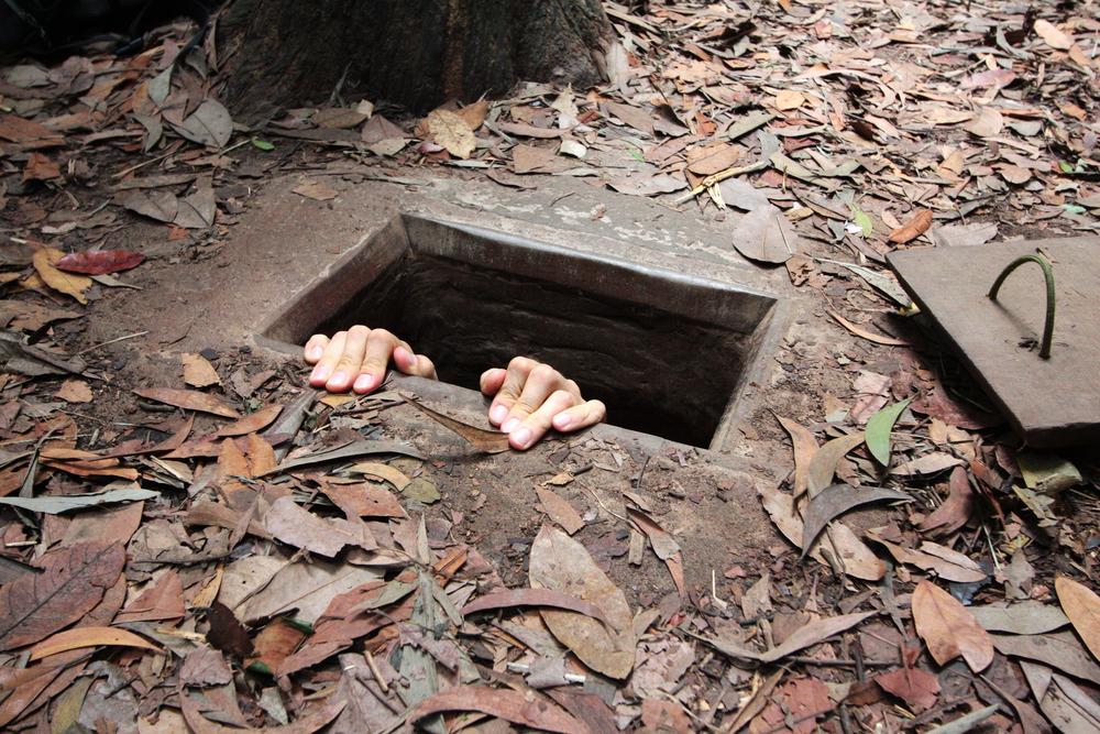 Vietnam proslavili i jeho tunely