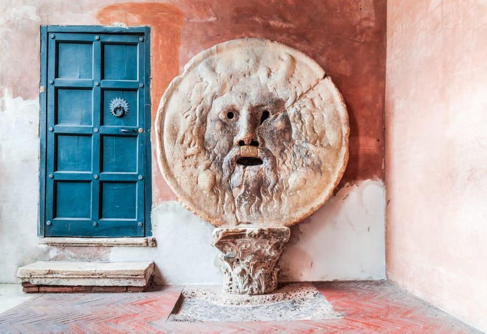 Ústa pravdy v Římě