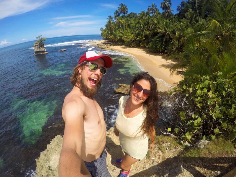 Kostarika a pláže