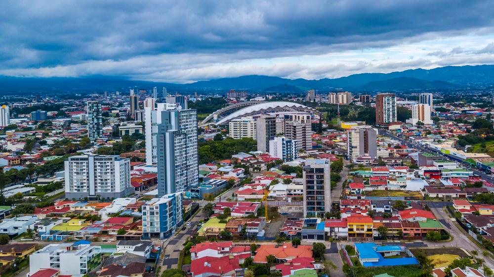 Kostarika a San José