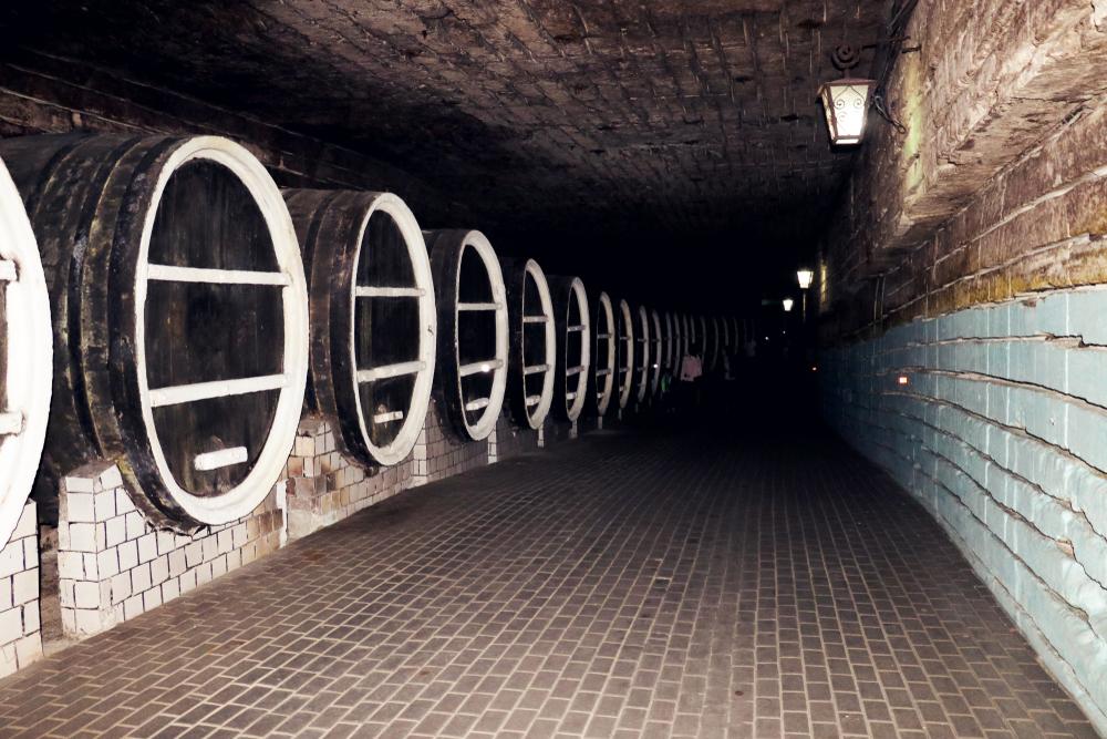 Moldavsko víkendový výlet za vínem