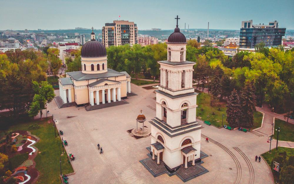 Víkendový výlet do Kišiněva