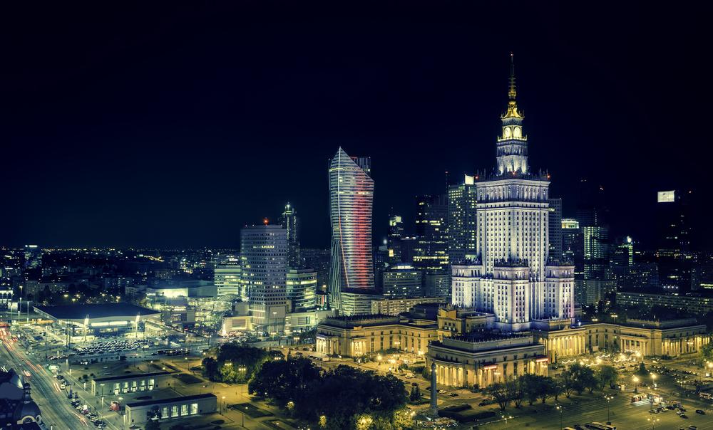 Varšava vyrostla v moderní město