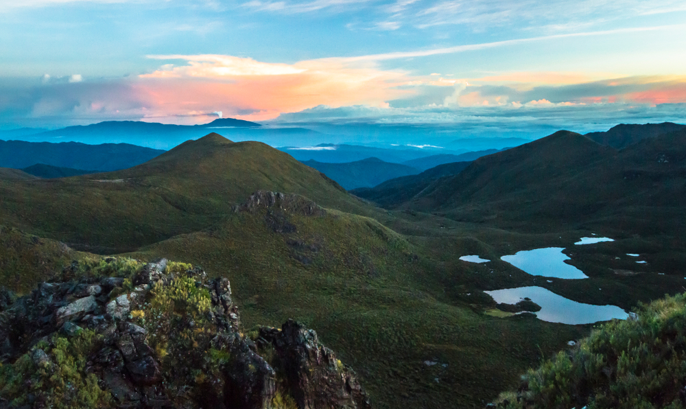 Výstup na nejvyšší horu Kostariky