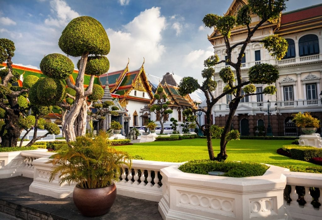 Co navštívit v Bangkoku? Chrámy a zahrady