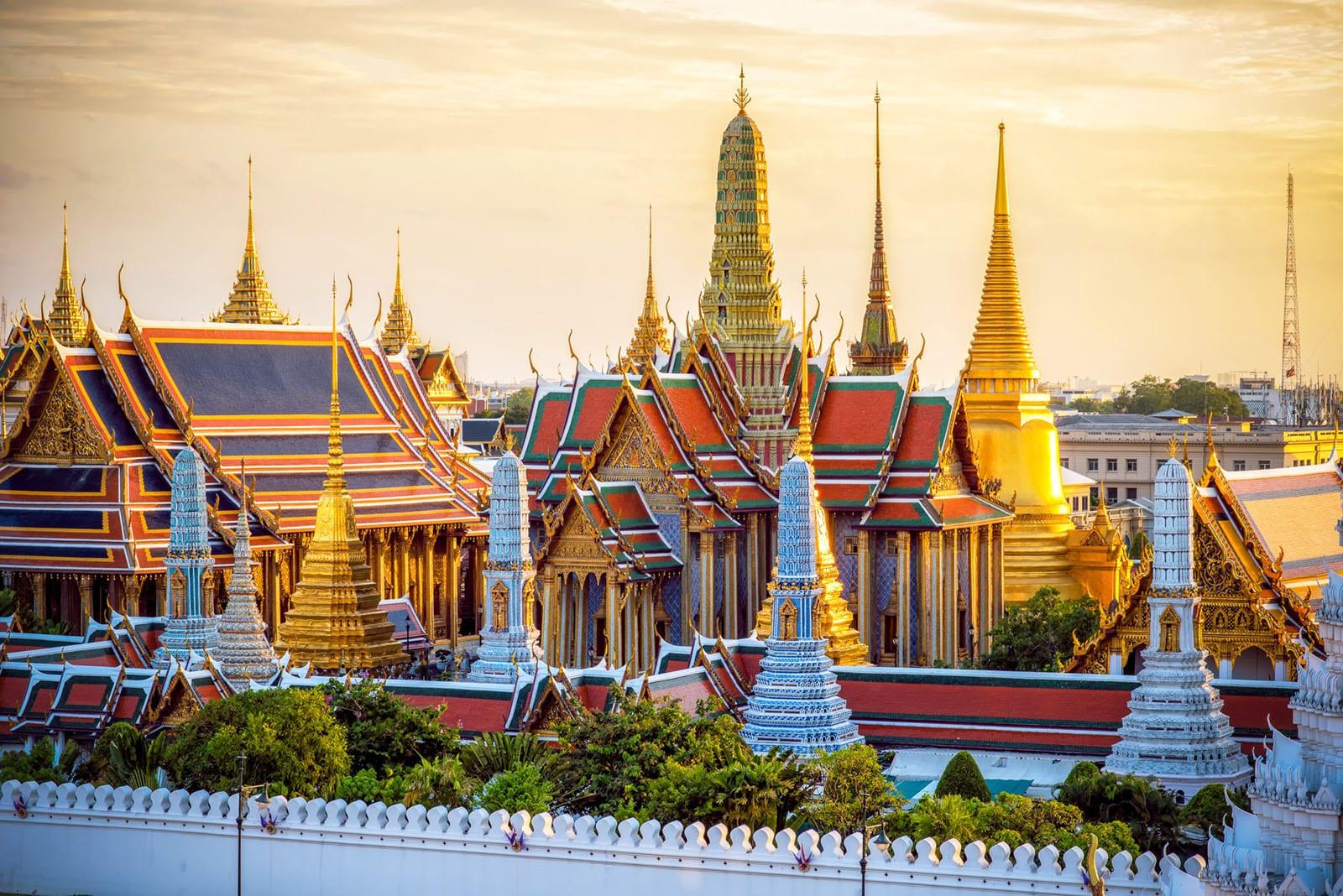 Co navštívit v Bangkoku? Chrámy