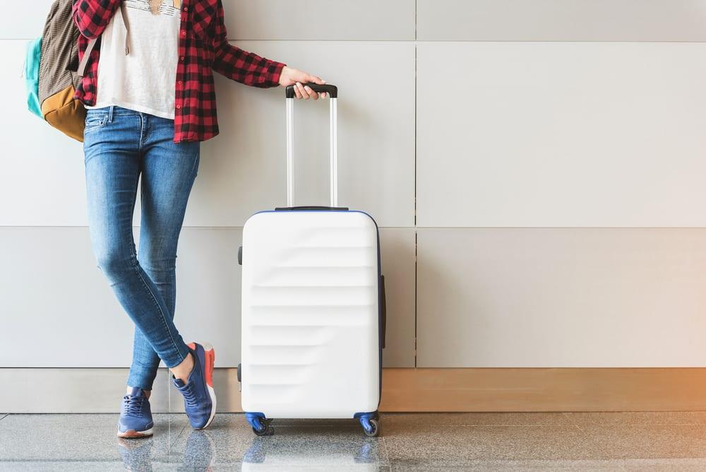 příruční zavazadlo, do letadla
