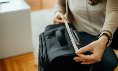 Příruční zavazadlo - měření