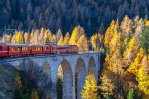 Toto jsou nejkrásnější vlakové tratě!