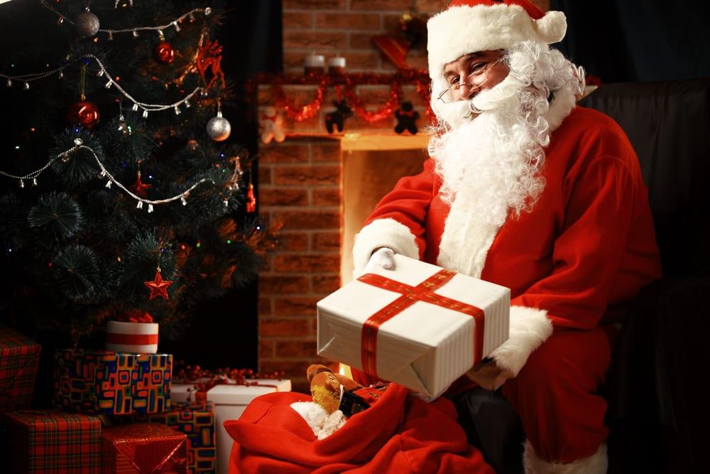 Santa Claus v Americe, odboda Mikuláše