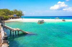 Zanzibar na celý rok z Vídně od 12 999 Kč